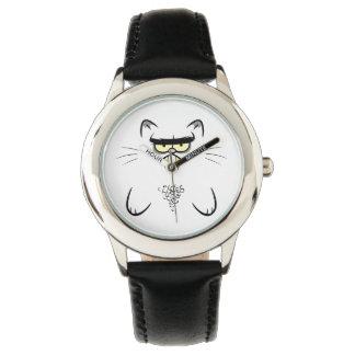 サーベル歯付き家猫: 子供の腕時計 腕時計