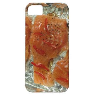 サーモンピンクの唐辛子のiPhone 5の箱 iPhone SE/5/5s ケース