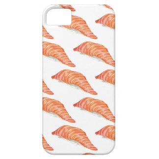 サーモンピンクの寿司(為の寿司) iPhone SE/5/5s ケース