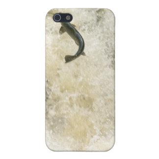 サーモンピンクのiPhone 4 Speck iPhone SE/5/5sケース