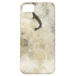 サーモンピンクのiPhone 5の穹窖やっとそこに iPhone SE/5/5s ケース