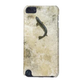 サーモンピンクのipod touch Speck iPod Touch 5G ケース