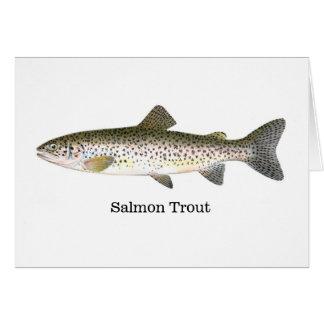 サーモンピンクマスの魚 カード