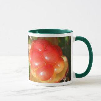 サーモンピンク果実のak マグカップ