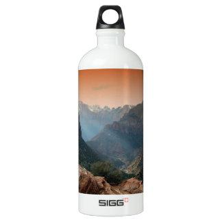 ザイオン国立公園、ユタ ウォーターボトル