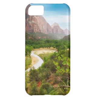 ザイオン国立公園 iPhone5Cケース