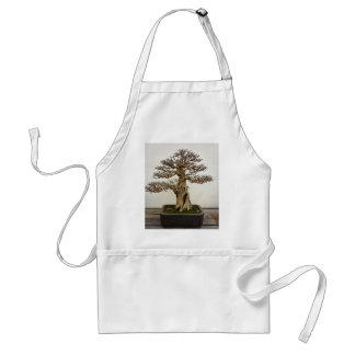 ザクロの盆栽の木 スタンダードエプロン