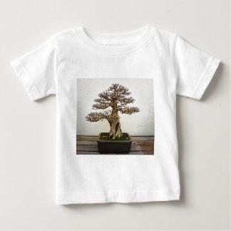 ザクロの盆栽の木 ベビーTシャツ