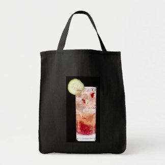 ザクロのCollinsのバッグ トートバッグ