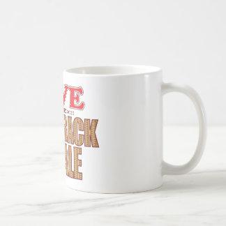 ザトウクジラの保存 コーヒーマグカップ