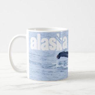 ザトウクジラの写真のマグ コーヒーマグカップ