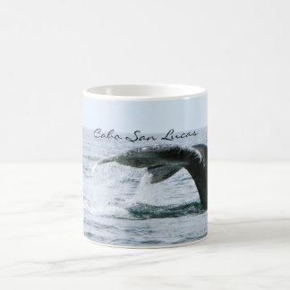 ザトウクジラの尾、Cabo San Lucas コーヒーマグカップ