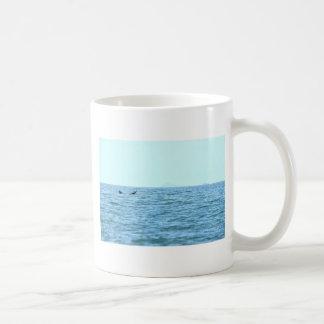ザトウクジラの尾MACKAYクイーンズランドオーストラリア コーヒーマグカップ