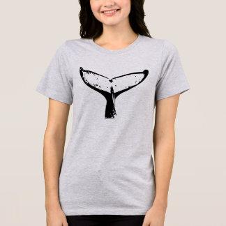 ザトウクジラの肝蛭のワイシャツ Tシャツ