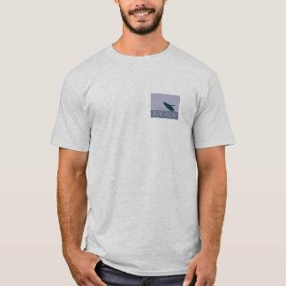 ザトウクジラの違反 Tシャツ