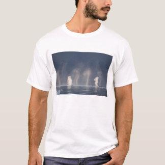ザトウクジラのMegapteraのnovaeangliae) Tシャツ