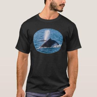 ザトウクジラのTシャツ Tシャツ