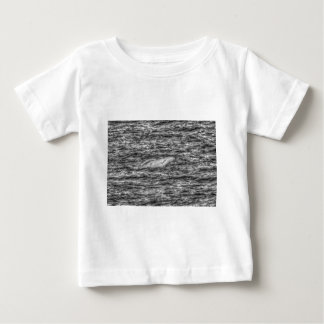 ザトウクジラクイーンズランドオーストラリア ベビーTシャツ