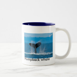 ザトウクジラ、ザトウクジラ ツートーンマグカップ
