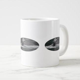 ザトウクジラ ジャンボコーヒーマグカップ