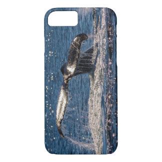ザトウクジラ-肝蛭のiPhone 7の場合の後について下さい iPhone 8/7ケース