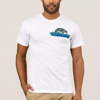 ザトウクジラ#2 Tシャツ