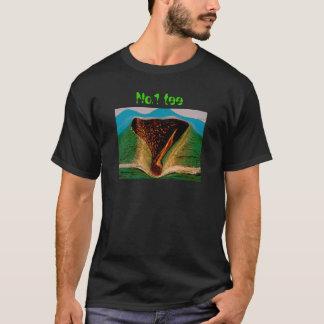 ザトウクジラ Tシャツ