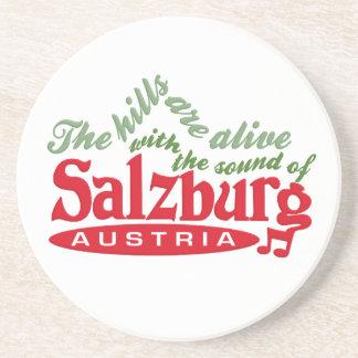 ザルツブルクのコースター コースター