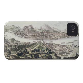 ザルツブルクの首都そして要塞の眺め、 Case-Mate iPhone 4 ケース