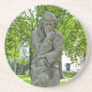 ザルツブルクのParacelsus記念碑 コースター