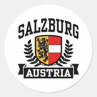 ザルツブルクオーストリア ラウンドシール