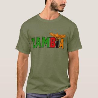ザンビアのワイシャツ Tシャツ