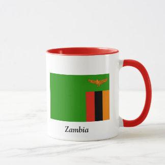 ザンビアの旗 マグカップ