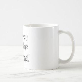 ザンビアの誰かは私を愛します コーヒーマグカップ
