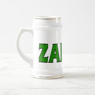 ザンビアステイン ビールジョッキ