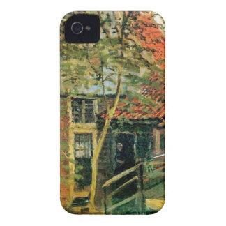 ザーンダムのクロード・モネ著少し橋 Case-Mate iPhone 4 ケース