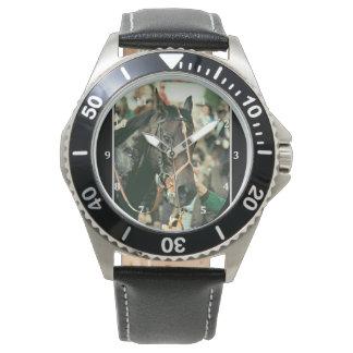 シアトルのたくさんのサラブレッド1978年 腕時計