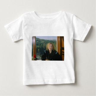 シアトルのスタンプ ベビーTシャツ