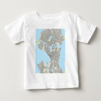 シアトルのトランプ ベビーTシャツ