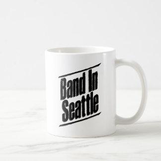 シアトルのロゴのバンド コーヒーマグカップ