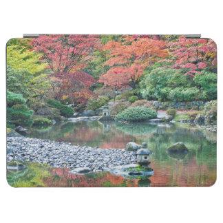 シアトルの植物園の日本人の庭 iPad AIR カバー