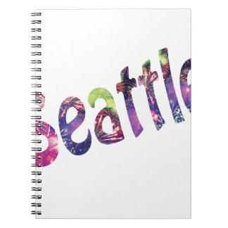 シアトルの7月4日 ノートブック