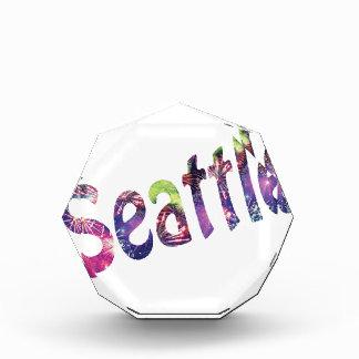 シアトルの7月4日 表彰盾