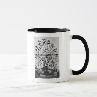 シアトルのWashingtonYukon太平洋の博覧会Ferris マグカップ