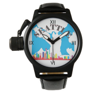 シアトル 腕時計
