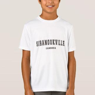 シアヌークビルカンボジア Tシャツ