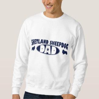 シェットランド・シープドッグのパパ スウェットシャツ