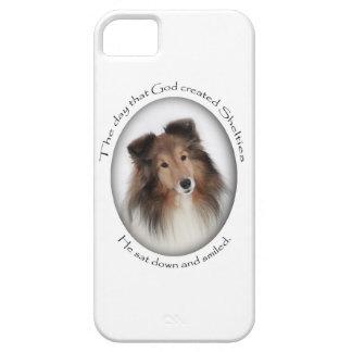 シェットランド・シープドッグのiPhone 5の場合 iPhone SE/5/5s ケース