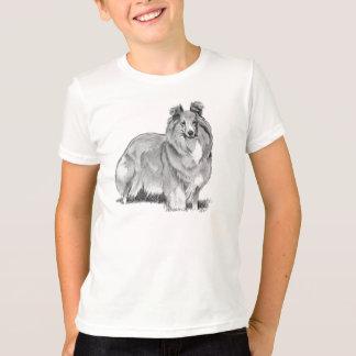 シェットランド・シープドッグ Tシャツ