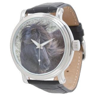 シェトランド諸島子馬の腕時計 腕時計